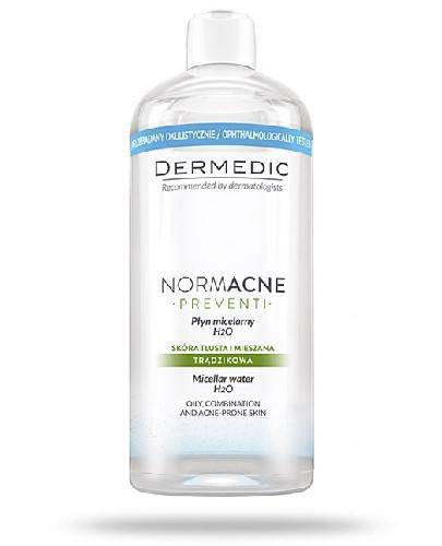Dermedic Normacne Preventi płyn micelarny H2O 500 ml