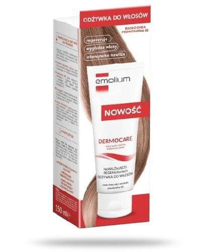 Emolium Dermocare nawilżająco-regenerująca odżywka do włosów 150 ml