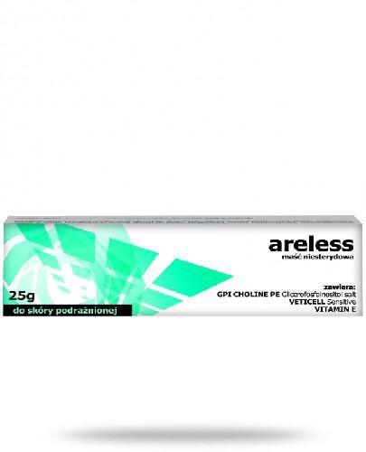 Areless maść niesterydowa 25 g