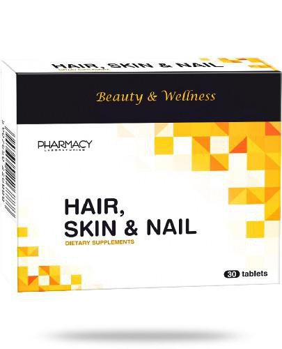 Hair, Skin & Nail 30 tabletek