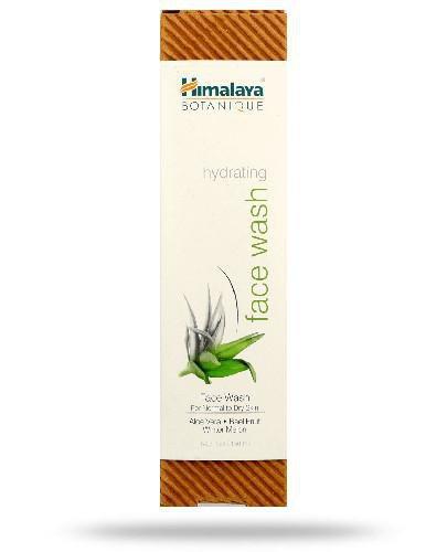 Himalaya Botanique Hydrating nawilżający żel do mycia twarzy 150 ml