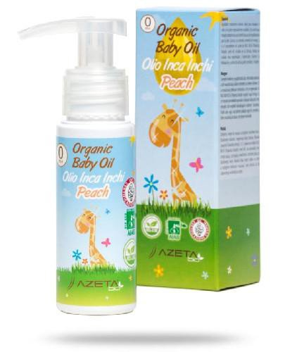Azeta Bio organiczna oliwka brzoskwiniowa 50 ml