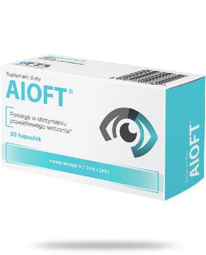 Aioft 30 kapsułek miękkich
