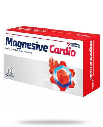 Rodzina Zdrowia Magnesive Cardio 60 tabletek