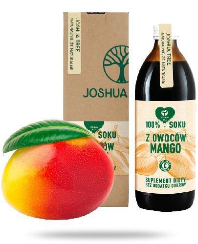 Joshua Tree 100% soku z owoców mango 500 ml
