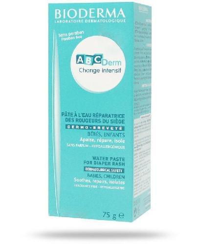 Bioderma ABCDerm Change intensif krem ochronny przeciw pieluszkowym podrażnieniom skór...