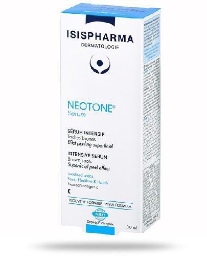 ISIS Neotone serum na noc likwidujące przebarwienia skóry 30 ml