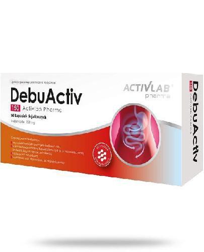 ActivLab DebuActiv 150 60 kapsułek dojelitowych
