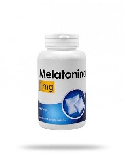 Melatonina 1 mg 90 kapsułek