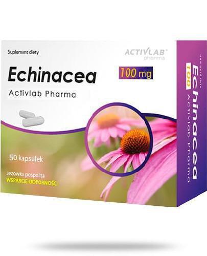 ActivLab Echinacea EXTRA 100 mg 50 kapsułek
