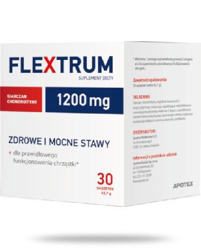Flextrum 1200 mg 30 saszetek