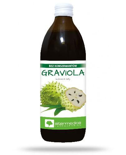 Alter Medica Graviola sok 500 ml