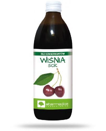 Alter Medica Wiśnia sok 500 ml