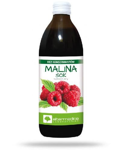 Alter Medica Malina sok 500 ml