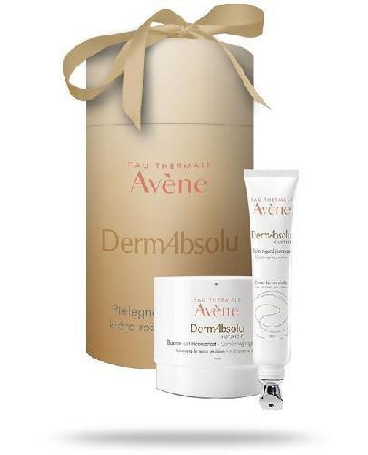Avene DermAbsolu przywracający komfort skóry krem na noc 40 ml + odmładzający krem po...