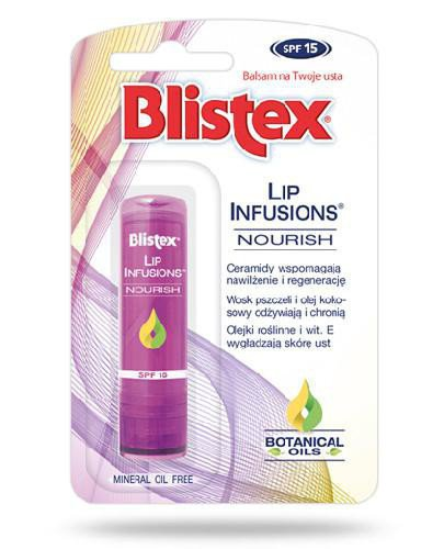 Blistex Lip Infusion Nourish balsam do ust 3,7 g