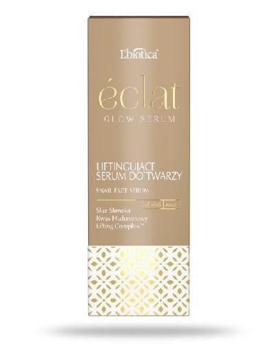 Lbiotica Eclat Glow Serum liftingujące serum do twarzy 15 ml