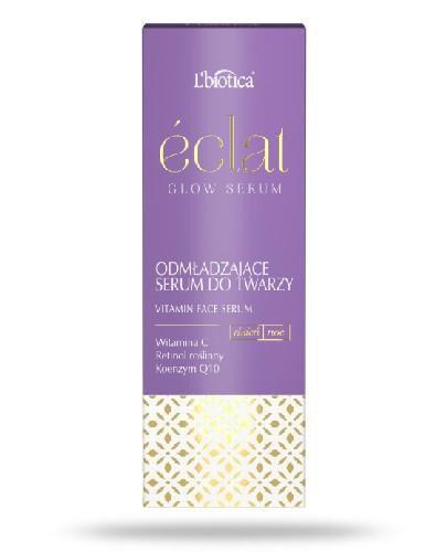 Lbiotica Eclat Glow Serum odmładzające serum do twarzy 15 ml