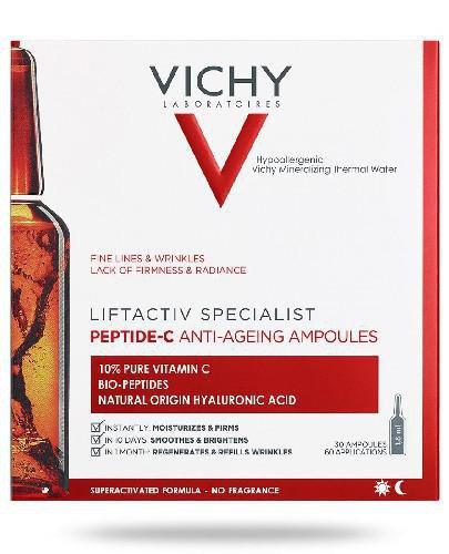 Vichy Liftactiv Specialist Peptide-C ampułki Anti-Ageing 30 x 1.8 ml