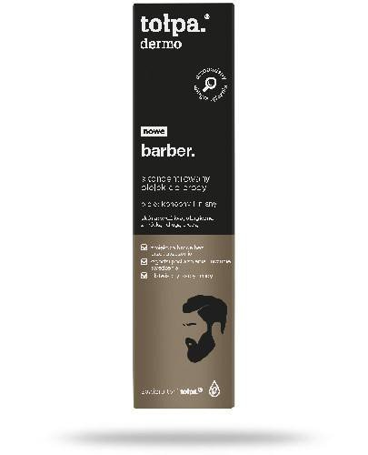 Tołpa Dermo Barber. skoncentrowany olejek do brody 40 ml
