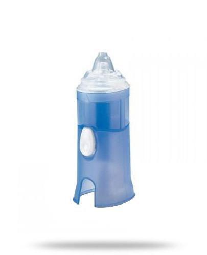 Flaem Rhino Clear nebulizator do oczyszczania zatok niebieski 1 sztuka