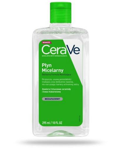 CeraVe płyn micelarny 295 ml
