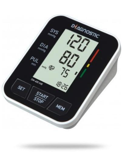 Diagnosis DM-400 IHB ciśnieniomierz naramienny automatyczny 1 sztuka