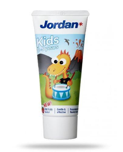 Jordan Kids pasta dla dzieci 0-5 lat 50 ml
