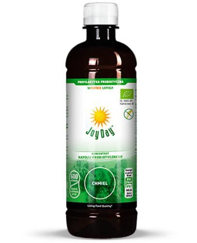 Joy Day Eko koncentrat napoju probiotycznego Chmiel 500 ml