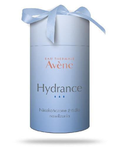 Avene Hydrance nawilżający krem-żel 50 ml + krem odświeżający kontur oczu 15 ml [ZES...