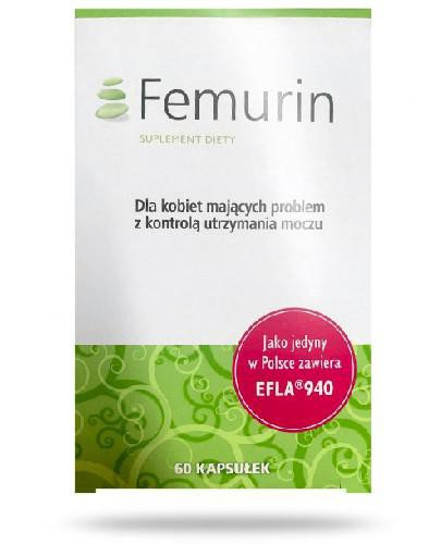 Femurin 60 tabletek  whited-out