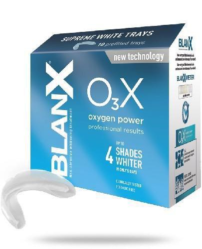 BlanX O3X nakładki wybielające 10 sztuk