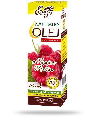 Etja Naturalny olej z nasion malin 50 ml