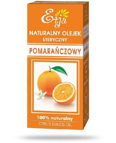 Etja Pomarańczowy naturany olejek eteryczny 10 ml
