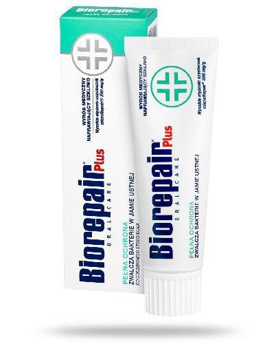 Biorepair Plus Pełna ochrona 75 ml