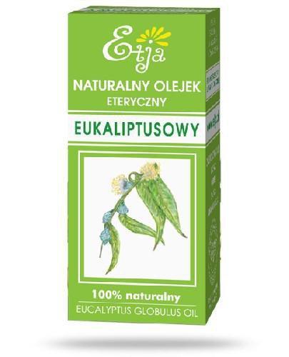 Etja Eukaliptusowy naturany olejek eteryczny 10 ml