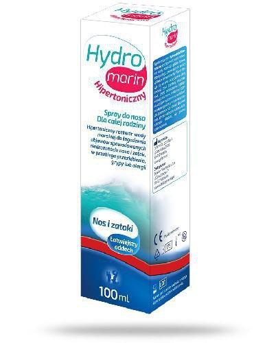 Hydromarin Hipertoniczny spray do nosa 100 ml
