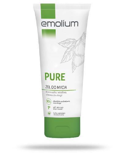 Emolium Pure żel do mycia 200 ml