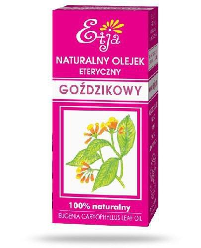 Etja Goździkowy naturany olejek eteryczny 10 ml