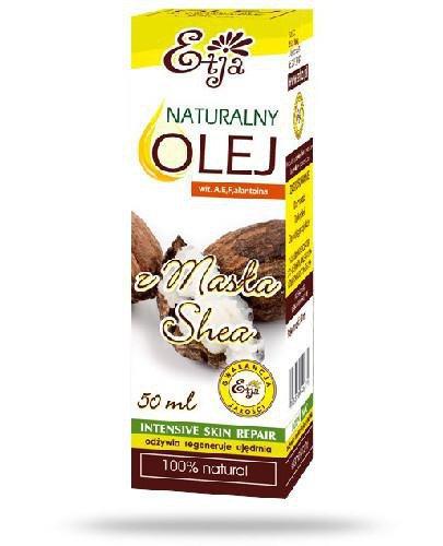 Etja Naturalny olej z masła shea 50 ml