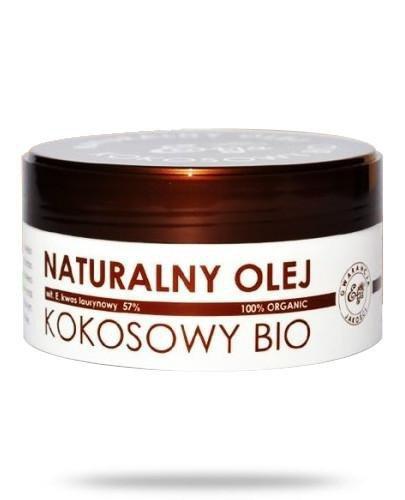 Etja Naturalny olej z miąższu kokosa BIO 150 ml