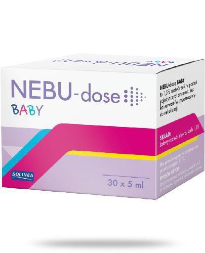 NEBU-dose Baby 30 ampułek