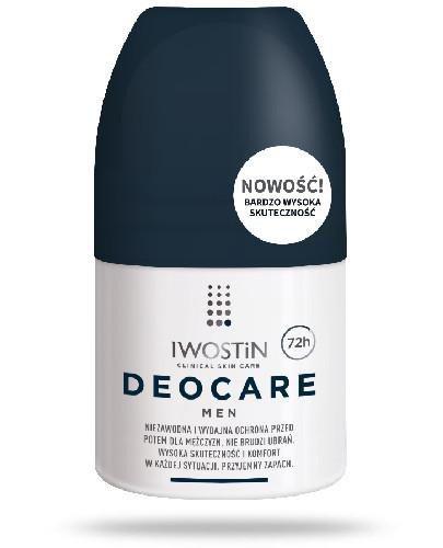 Iwostin Deocare Men antyperspirant 50 ml