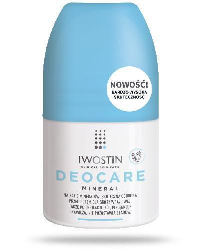 Iwostin Deocare Mineral antyperspirant 50 ml