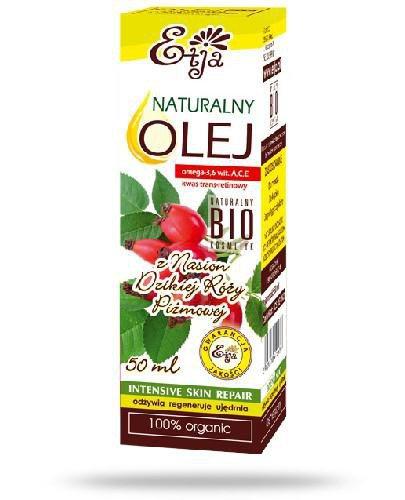 Etja Naturalny olej z Nasion Dzikiej Róży BIO 50 ml
