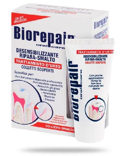 Biorepair preparat zmniejszający nadwrażliwość zębów 50 ml