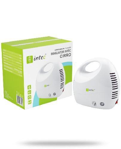 Intec Cirro kompresorowo-tłokowy inhalator 1 sztuka