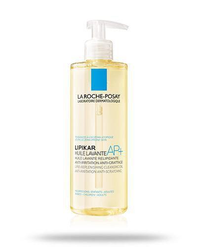 La Roche Lipikar olejek myjący AP+ 400 ml