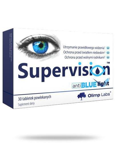 Olimp Supervision 30 tabletek