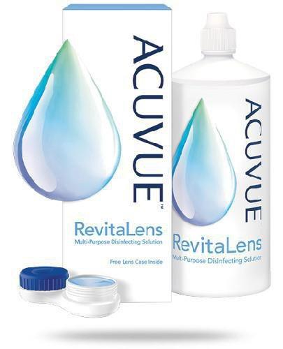 Acuvue RevitaLens wielofunkcyjny płyn pielęgnacyjny 60 ml